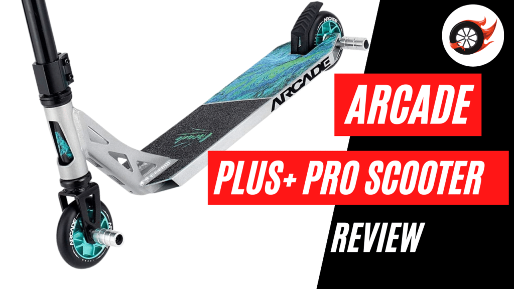 arcade plus pro scooter review