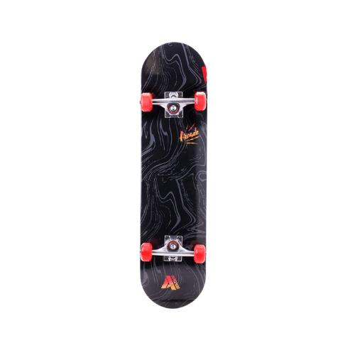 Arcade Pro Skateboard Complete fire