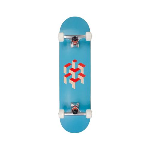 Retrospec Alameda Skateboard Complete Sky
