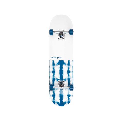 Retrospec Alameda Skateboard Complete azul