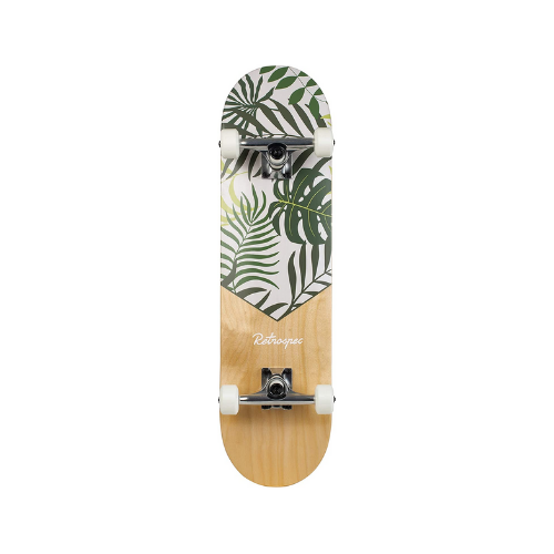 Retrospec Alameda Skateboard Complete plant