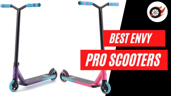 best envy pro scooters