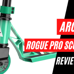 Arcade rogue pro scooter review