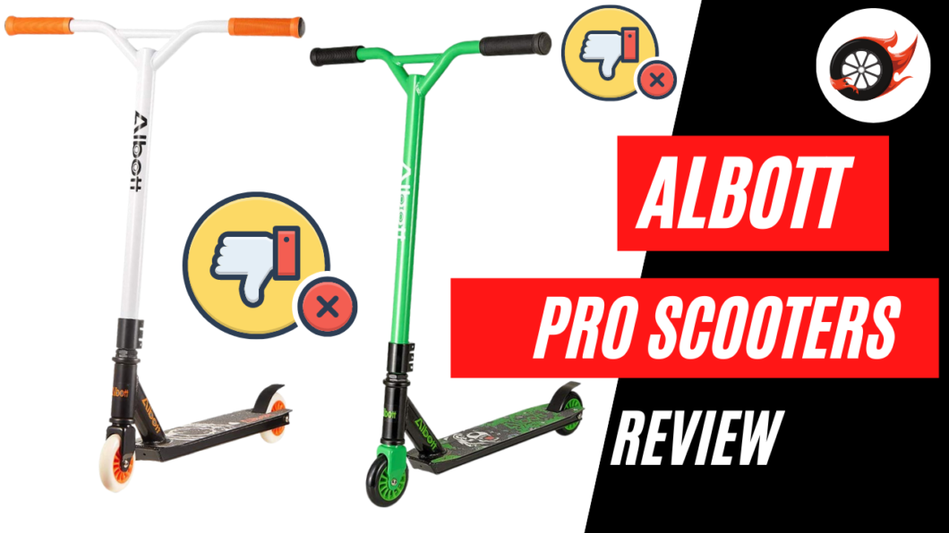 albott pro scooter review