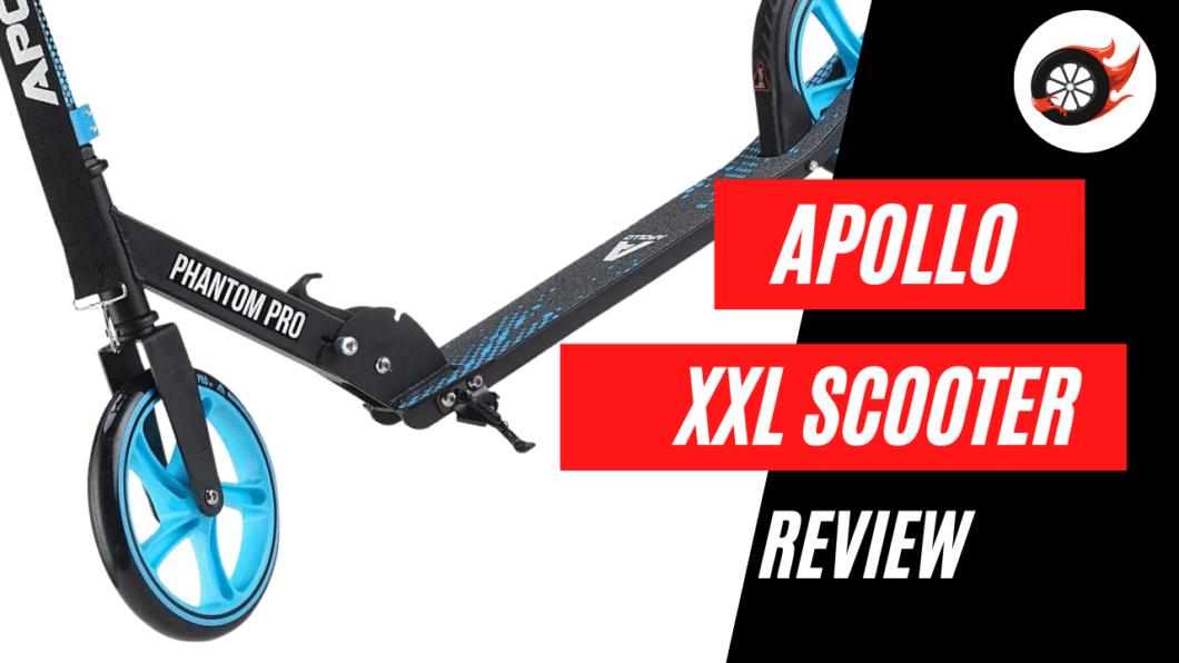 apollo xxl scooter review