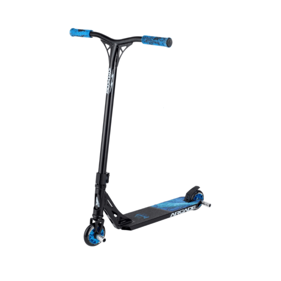 buy arcade plus scooter black