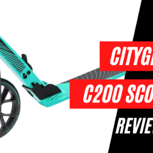 cityglide c200 scooter review