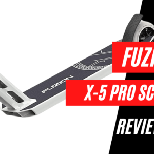 fuzion x-5 pro scooter review