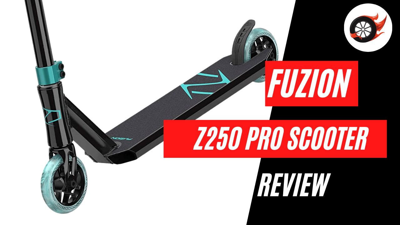 Fuzion Z250 Pro Scooter Review