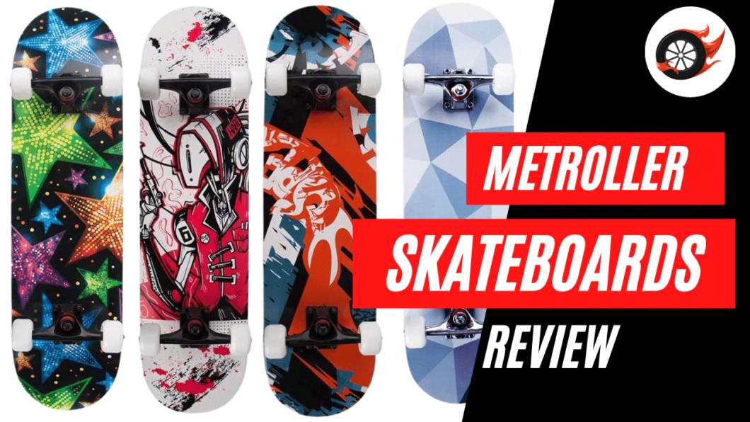 metroller skateboards review