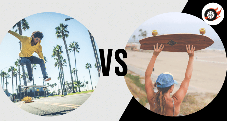 picking a skateboard for your style of skating