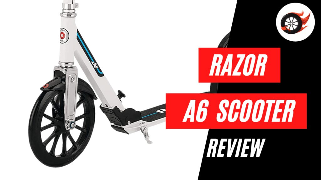 razor a6 scooter review