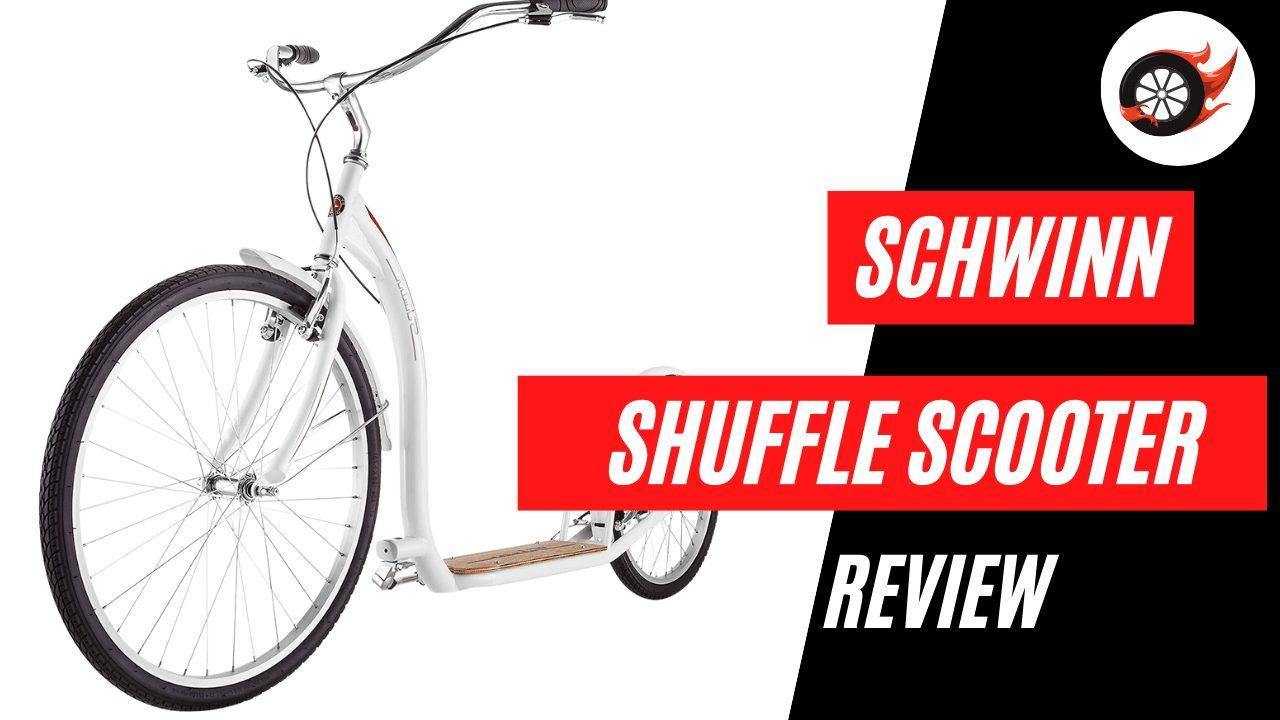 Schwinn Shuffle Scooter Review