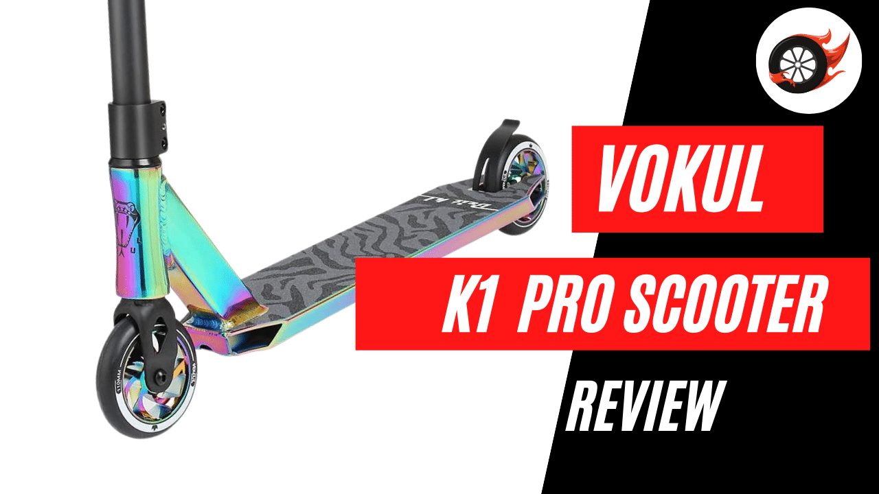 Vokul K1 Pro Scooter Review