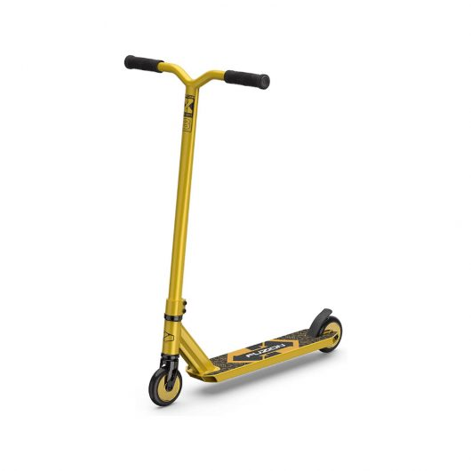 buy fuzion x-3 scooter gold