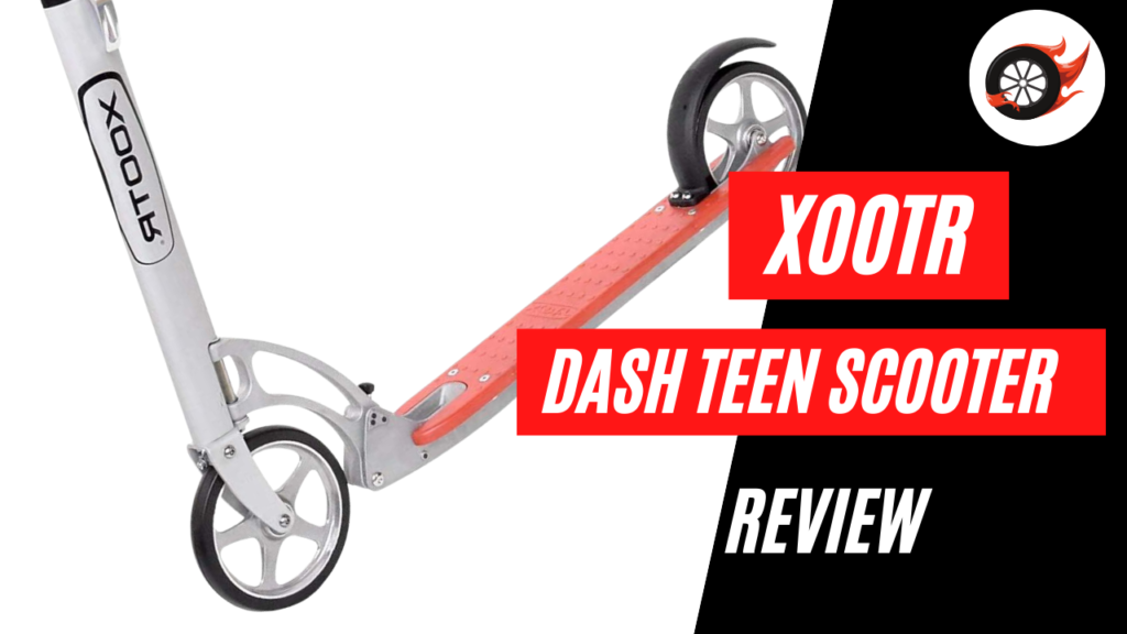 xootr dash scooter review