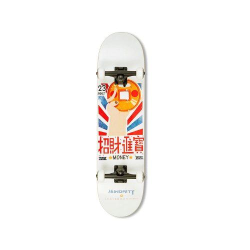MINORITY 32inch Maple Skateboard money