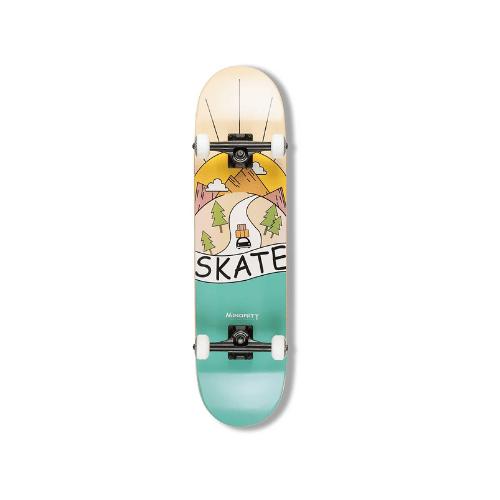 MINORITY 32inch Maple Skateboard sunset
