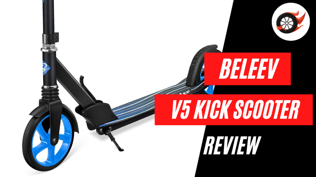 beleev v5 scooter review