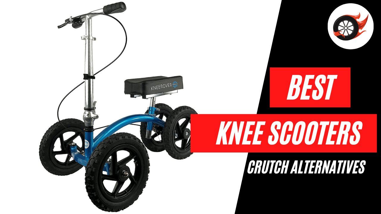 Best Knee Scooters Crutch Alternatives
