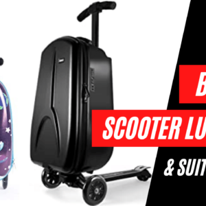 best scooter luggage