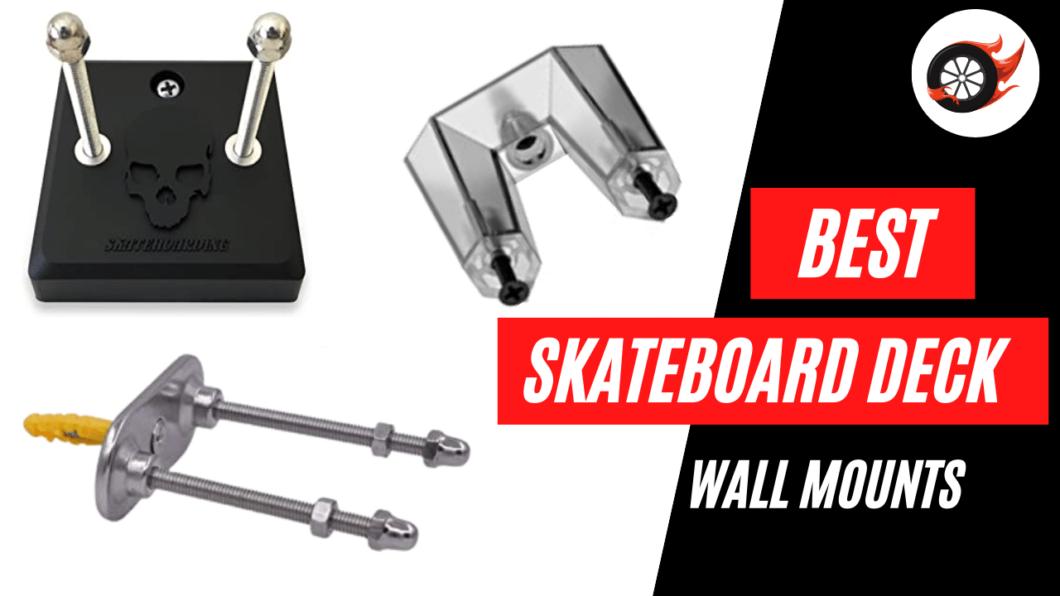 best skateboard wall mounts