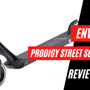 envy prodigy street scooter review