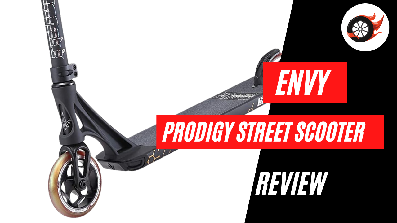 Envy Prodigy Street Edition Scooter Review