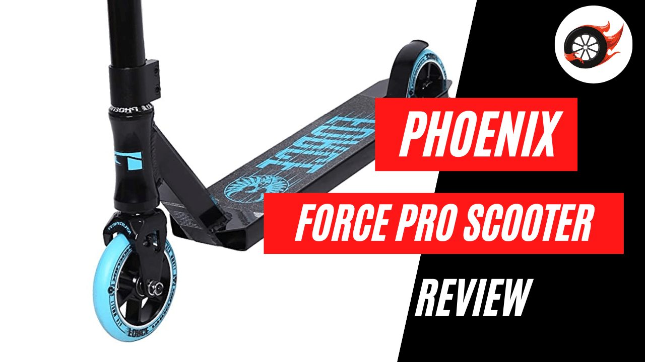 Phoenix Force Scooter Review