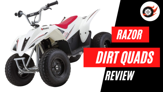 razor dirt quad review