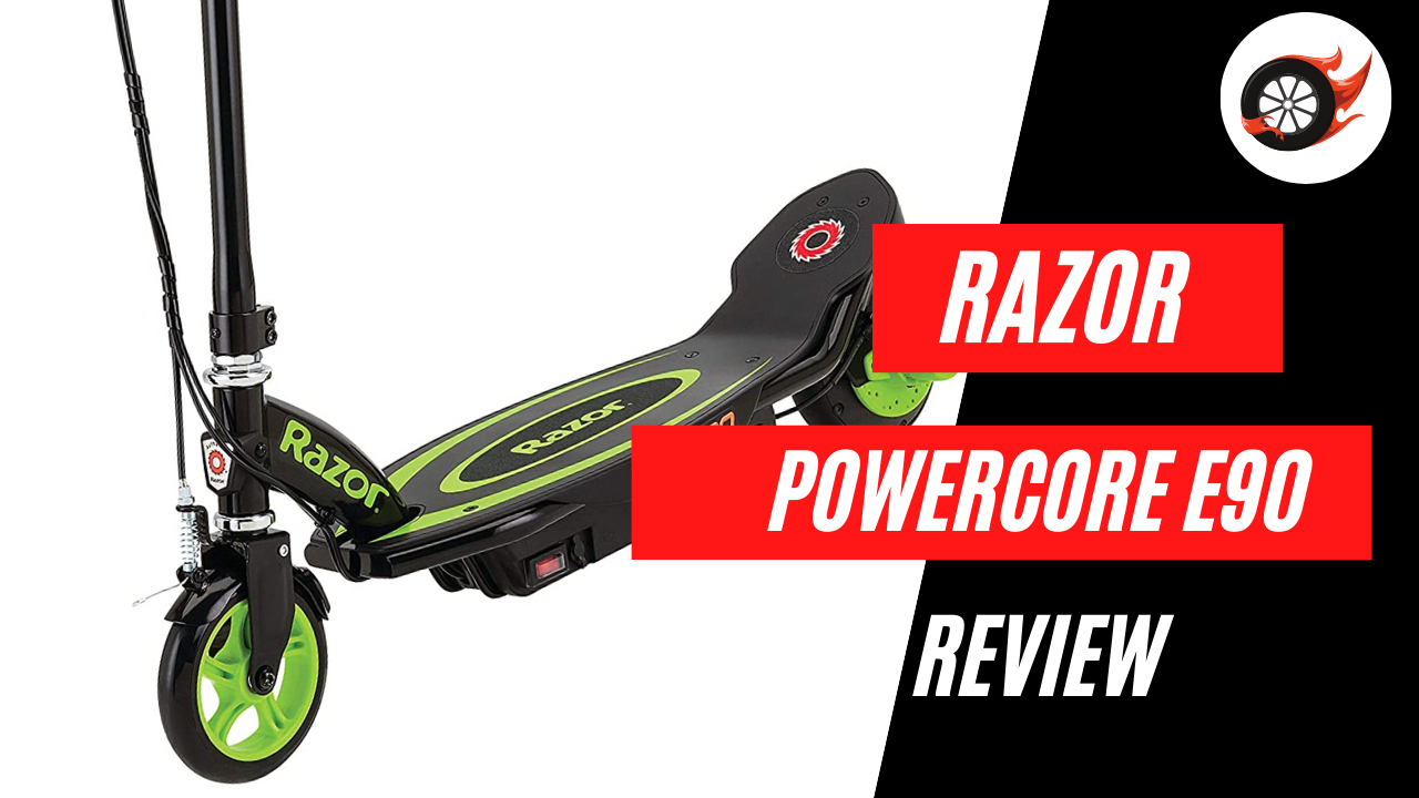 Razor Power E90 Electric Scooter Review